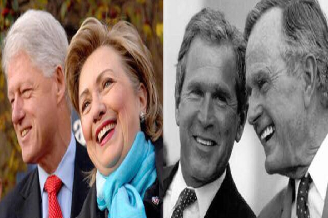The Clinton-Bush Criminal Deep State is on the Ropes! — Ole Dammegard