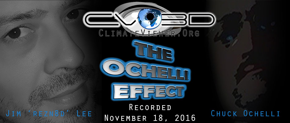 Jim Lee on The Ochelli Effect – Geoengineering, Slavespeak, and FUD