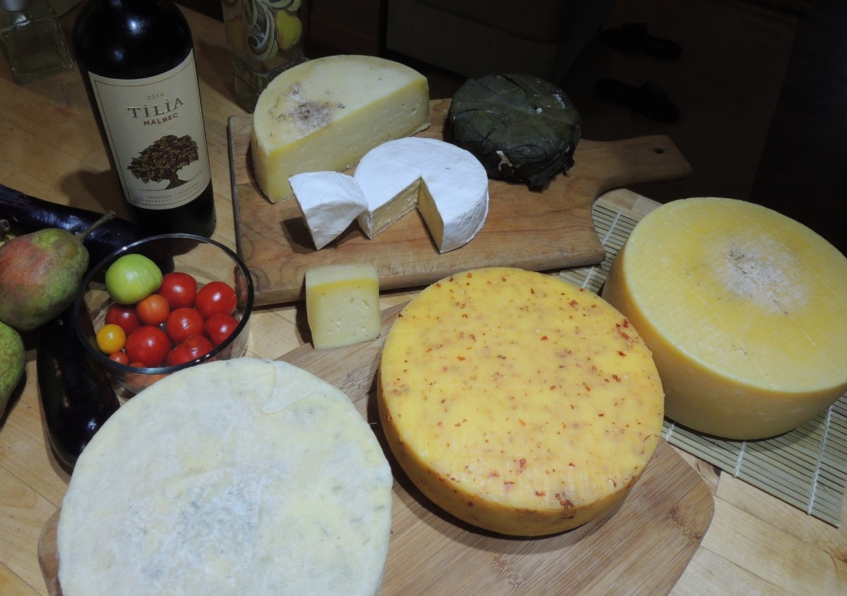 Cheese-making: Science and Sensuality