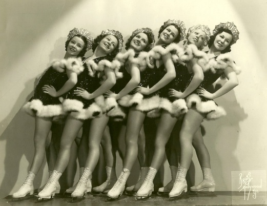 1938 Mom - 4th-ice follies