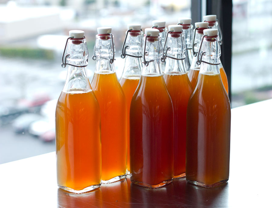 Do You Kombucha-cha?